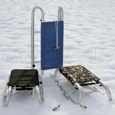 schlitten alu faltschlitten trikora trikora ag. Black Bedroom Furniture Sets. Home Design Ideas