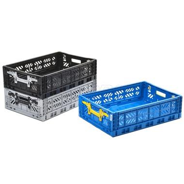 maxi klappbox mit griff und verschlusshenkel original surplus systems trikora ag werbeartikel. Black Bedroom Furniture Sets. Home Design Ideas